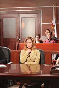 Sharon Lawrence, Brooke Elliott, and Currie Graham in Drop Dead Diva (2009)