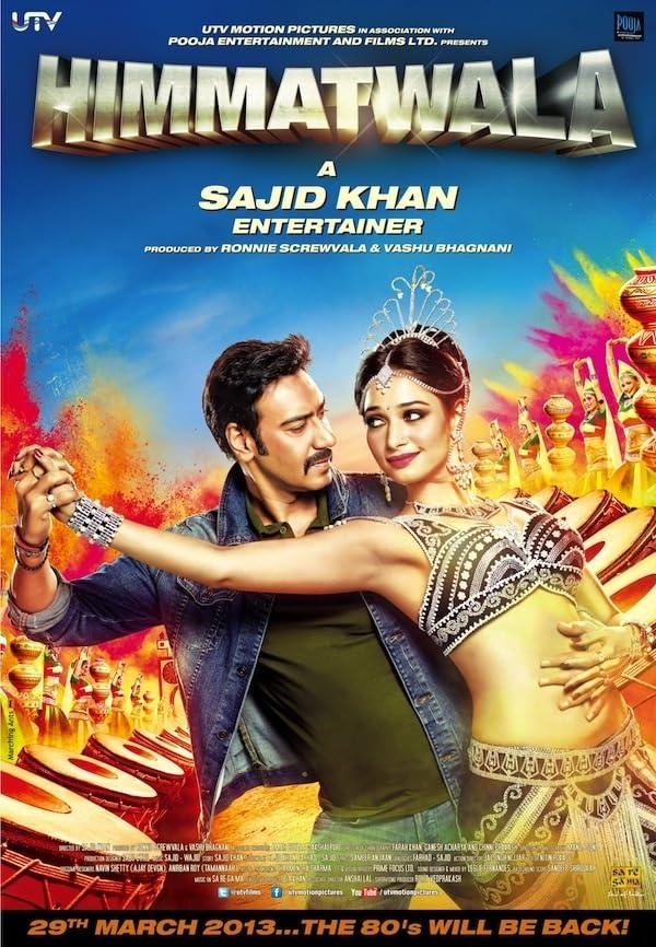 Himmatwala 2013 Hindi Movie 1080p NF HDRip 2.2GB Download