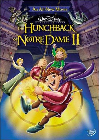 The Hunchback Of Notre Dame 2 The Secret Of The Bell Video 2002 Imdb