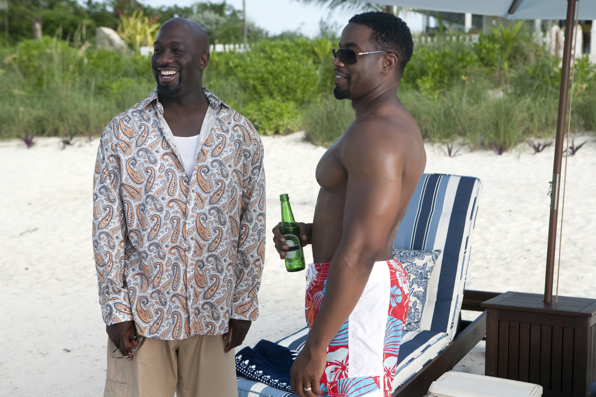 Michael Jai White in Why Did I Get Married Too? (2010)