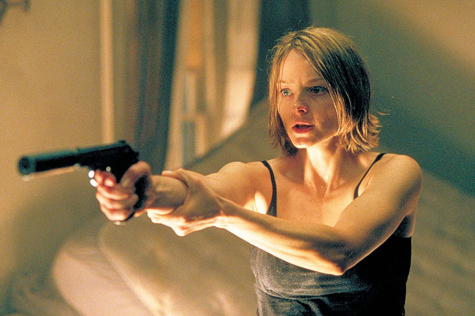 Jodie Foster in Panic Room (2002)