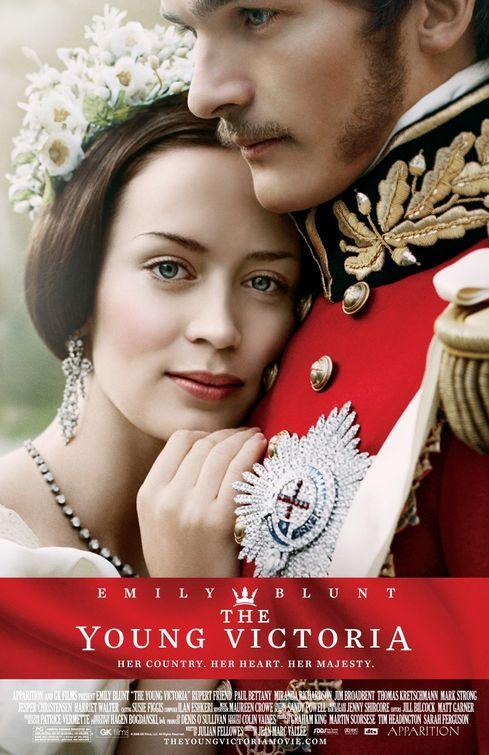 The Young Victoria (2009) BluRay 480p, 720p & 1080p