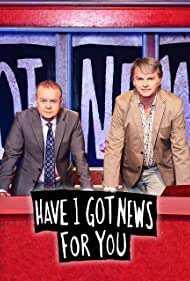 Ian Hislop and Paul Merton in Have I Got News for You (1990)