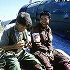 Christian Bale and Takatarô Kataoka in Empire of the Sun (1987)
