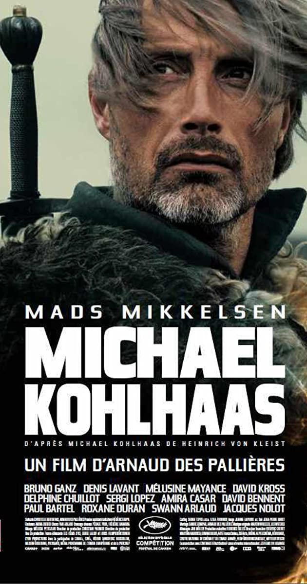 Subtitle of Age of Uprising: The Legend of Michael Kohlhaas