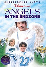 Angels in the Endzone Poster