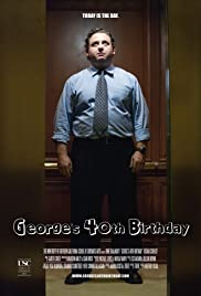 George's 40th Birthday Poster