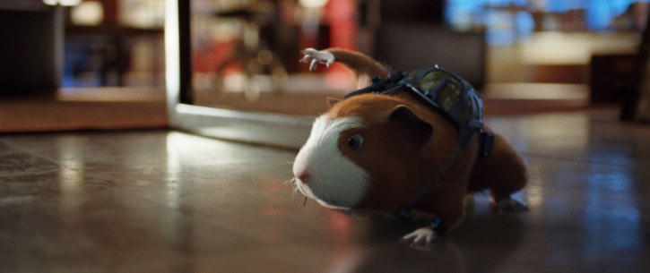 Sam Rockwell in G-Force (2009)