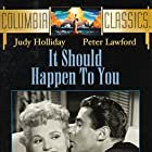 Judy Holliday and Peter Lawford in It Should Happen to You (1954)