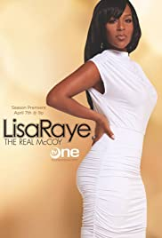 LisaRaye: The Real McCoy Poster