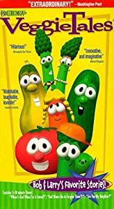 Top movie watching sites VeggieTales: Bob \u0026 Larry's Favorite Stories by Phil Vischer [BluRay]