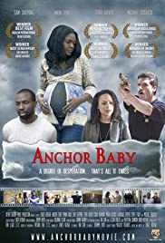Anchor Baby Poster