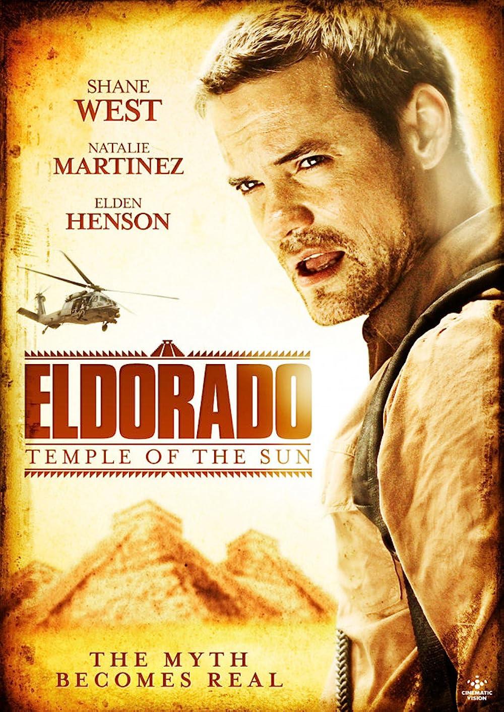 El Dorado Temple of the Sun 2010 Hindi Dual Audio 350MB BluRay ESub