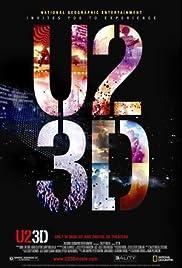 U2 3D Poster