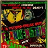 Frankenstein Versus The Witchfinder poster featured in Rob Zombie's Lords of Salem.The fil