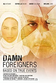 Damn Foreigners Poster
