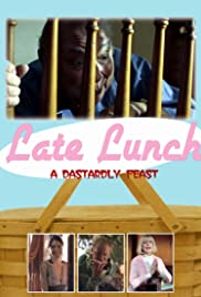 Late Lunch Poster