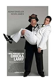 Adam Sandler and Kevin James in I Now Pronounce You Chuck & Larry (2007)