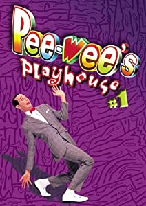 Pee-wee's Playhouse Tim Burton