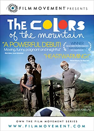 Where to stream The Colors of the Mountain