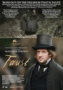 Poster Faust (2011)