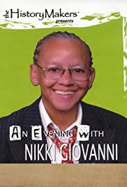 An Evening with Nikki Giovanni Poster