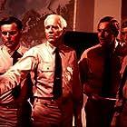 Henry Fonda, Charlton Heston, James Coburn, and Robert Wagner in Midway (1976)