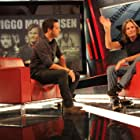 Viggo Mortensen and George Stroumboulopoulos in The Hour (2004)