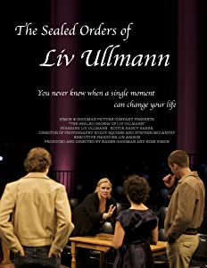 Upcoming movies The Sealed Orders of Liv Ullmann by none [BluRay]