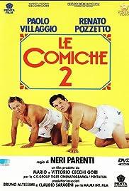Le comiche 2(1991) Poster - Movie Forum, Cast, Reviews