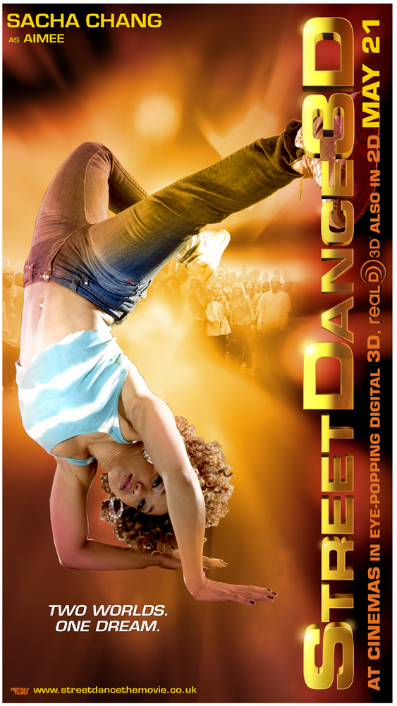 Sacha Chang in StreetDance 3D (2010)
