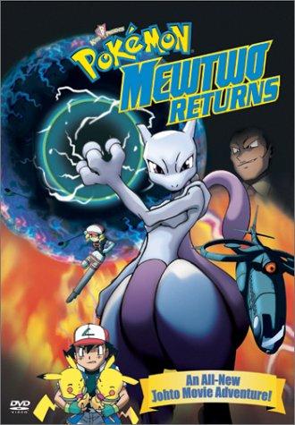 Pokemon Mewtwo Returns Video 2000 Imdb