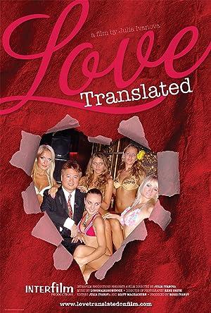 Where to stream Love Translated