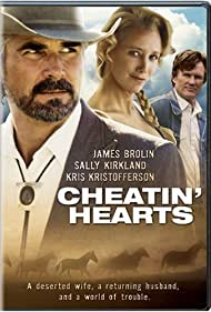 Sally Kirkland, James Brolin, and Kris Kristofferson in Paper Hearts (1993)