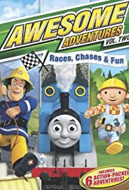 Chases and Fun Awesome Adventures Vol. Two: Races Poster