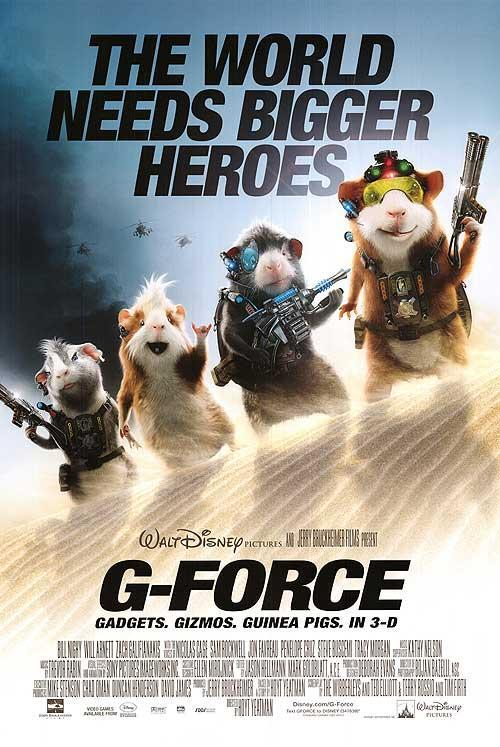 G-Force (2009) Hindi Dubbed