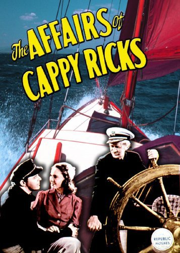 Walter Brennan, Mary Brian, and Lyle Talbot in Affairs of Cappy Ricks (1937)