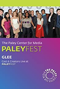 Primary photo for Glee: Cast & Creators Live at the Paley Center