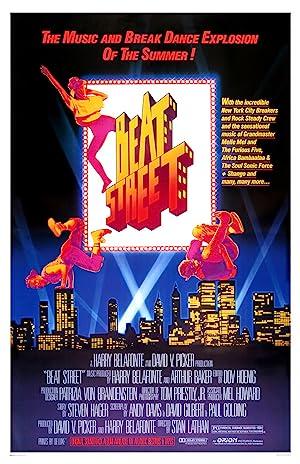 Beat Street Poster Image