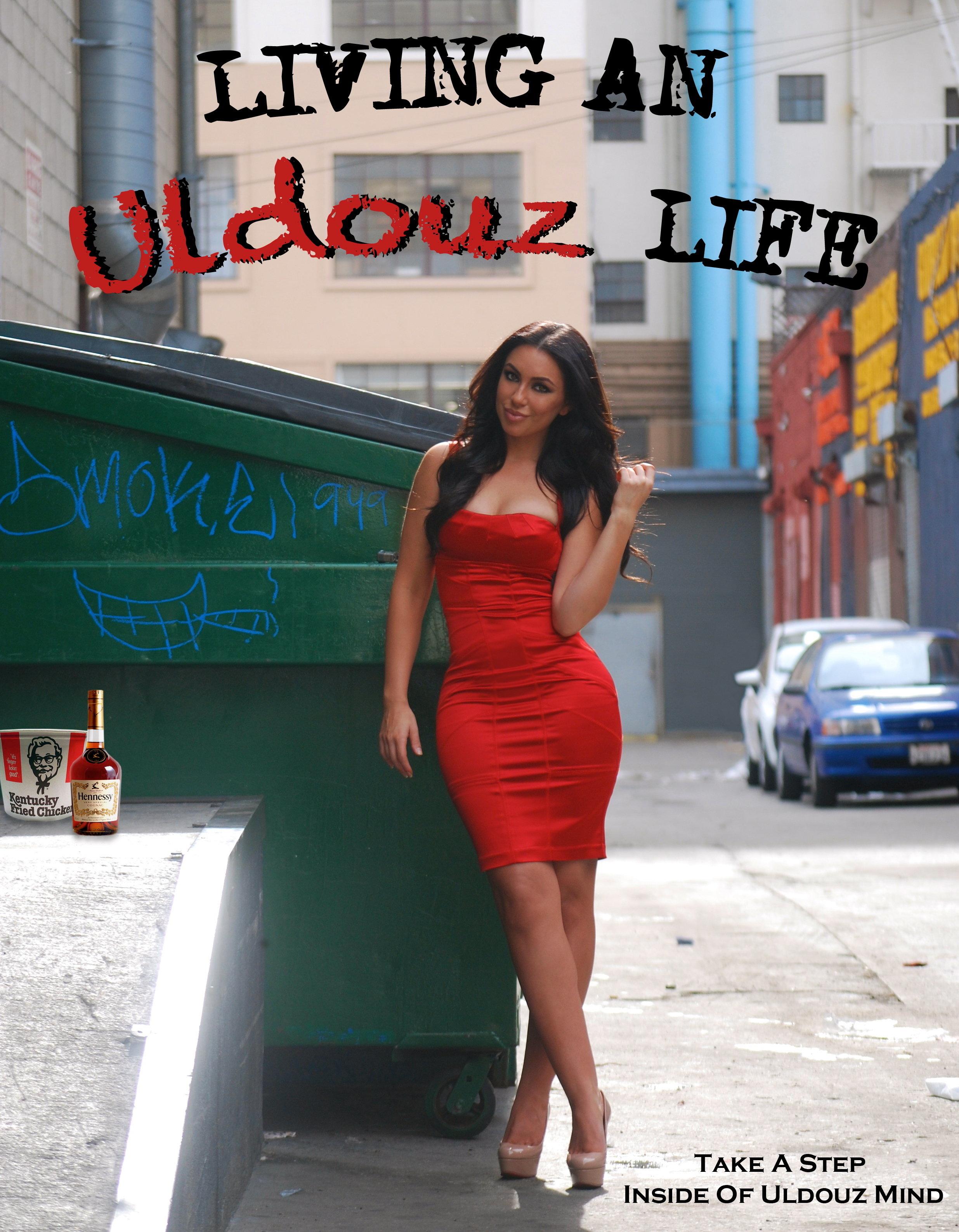 Paparazzi Uldouz Wallace nude photos 2019