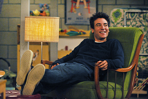 Josh Radnor in How I Met Your Mother (2005)