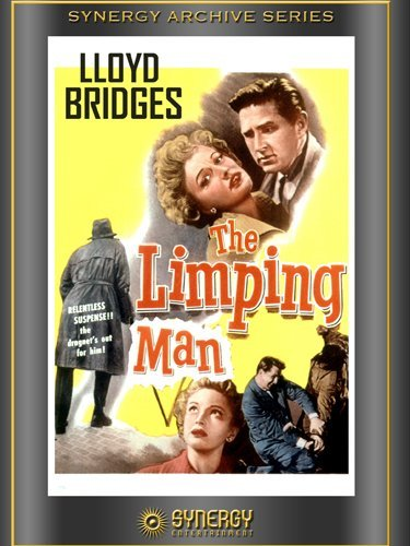 Lloyd Bridges and Moira Lister in The Limping Man (1953)
