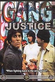 Gang Justice Poster
