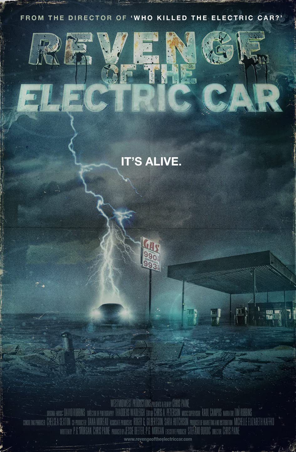 Believe, that Revenge of the electric car dvdrip torrent