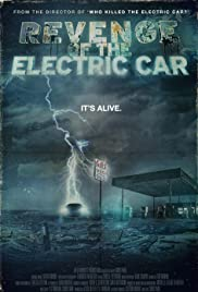 Revenge of the Electric Car Poster