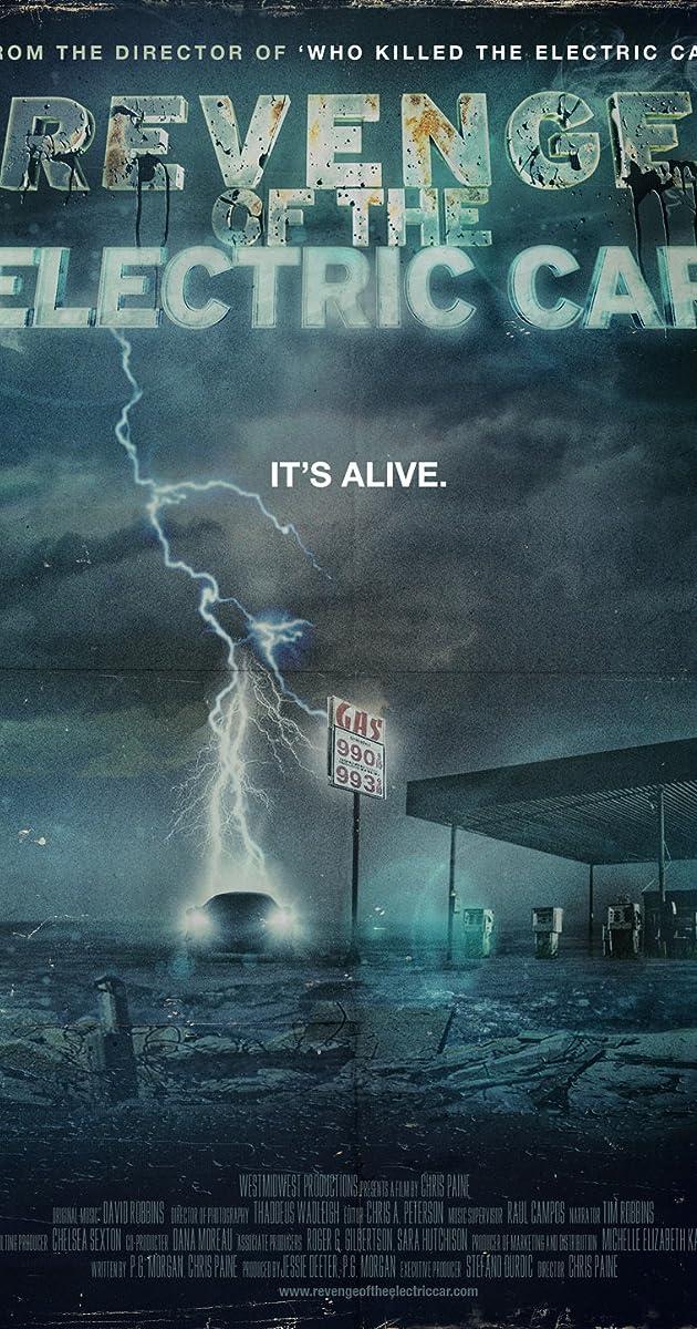 Revenge of the Electric Car (2011) - External Reviews - IMDb