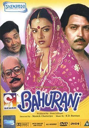 Gyandev Agnihotri (story) Bahurani Movie