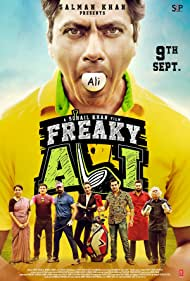 Jas Arora, Seema Biswas, Paresh Ganatra, Arbaaz Khan, Nawazuddin Siddiqui, Nikitin Dheer, and Amy Jackson in Freaky Ali (2016)