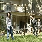 Thomas Dekker, Lena Headey, and Summer Glau in Terminator: The Sarah Connor Chronicles (2008)