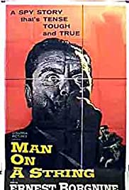 Man on a String(1960) Poster - Movie Forum, Cast, Reviews